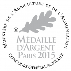 Medaille dargent CGA 2015
