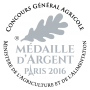 Medaille Argent_2016